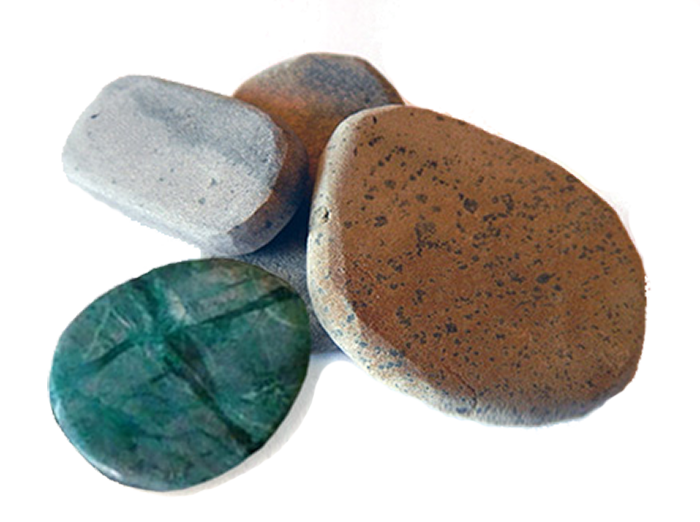green-grey-stones